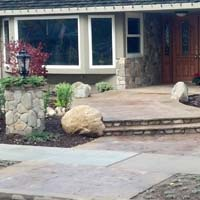 driveways and walkways, rick miller construction